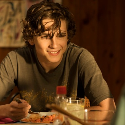 TimothŽe Chalamet stars as Nic Scheff in BEAUTIFUL BOY