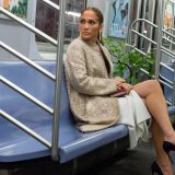Jennifer Lopez stars in SECOND ACT.