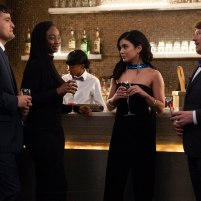 Vanessa Hudgens and Dave Foley star in SECOND ACT