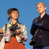 Charlyne Yi, and Annaleigh Ashford star in SECOND ACT
