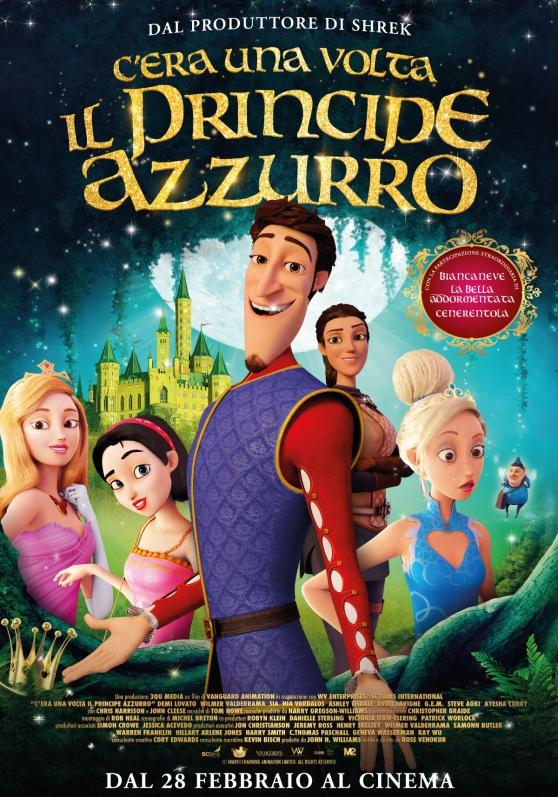 c'era una volta il principe azzurro_poster ita