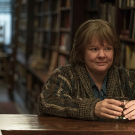 "Melissa McCarthy as ""Lee Israel"" in the film CAN YOU EVER FORGIVE ME? Photo by Mary Cybulski. © 2018 Twentieth Century Fox Film Corporation All Rights Reserved"