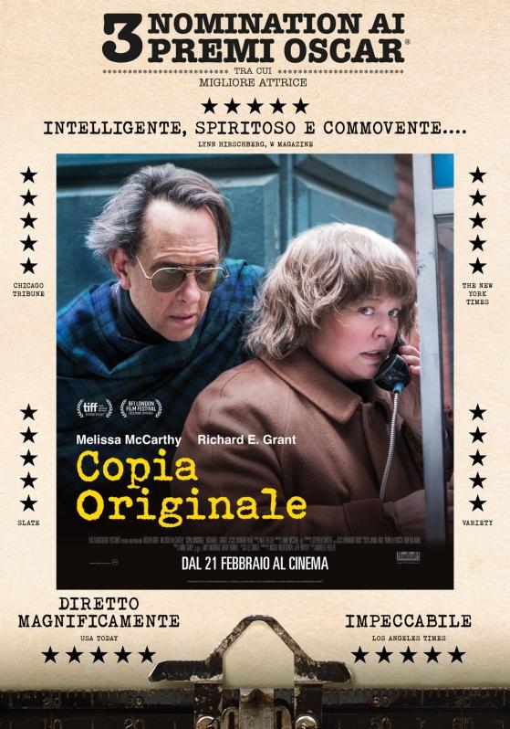 Copia Originale - Poster