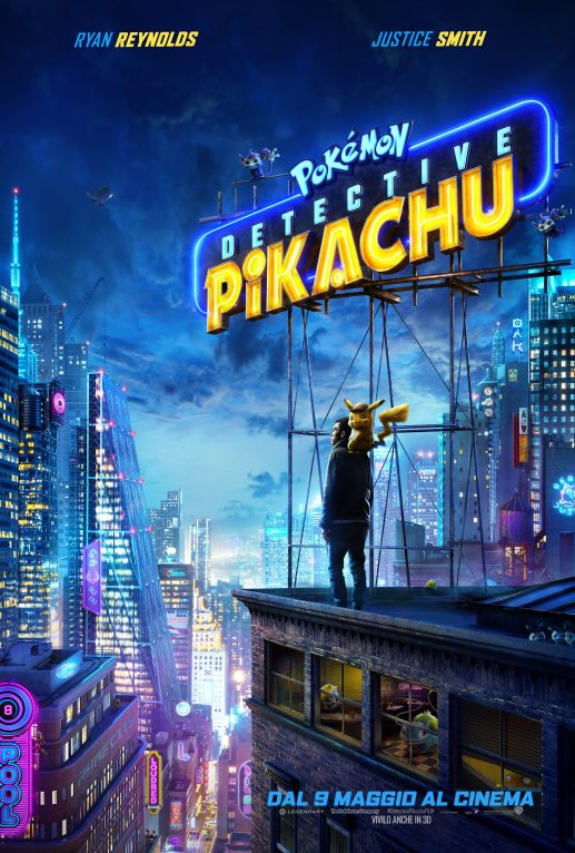 Pokemon Detective Pikachu - Artwork