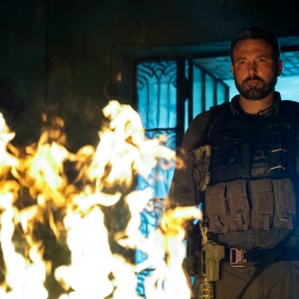 "TRIPLE FRONTIER (2019) - pictured Ben Affleck (""Redfly"") Photo by Melinda Sue Gordon / Courtesy of Netflix TF_DAY14-0322.RAF"