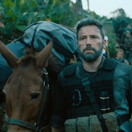 "TRIPLE FRONTIER (2019) - pictured Ben Affleck (""Redfly"") Photo Courtesy of Netflix"