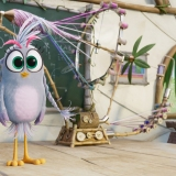 Silver (Rachel Bloom) in Columbia Pictures and Rovio Animations' ANGRY BIRDS 2.
