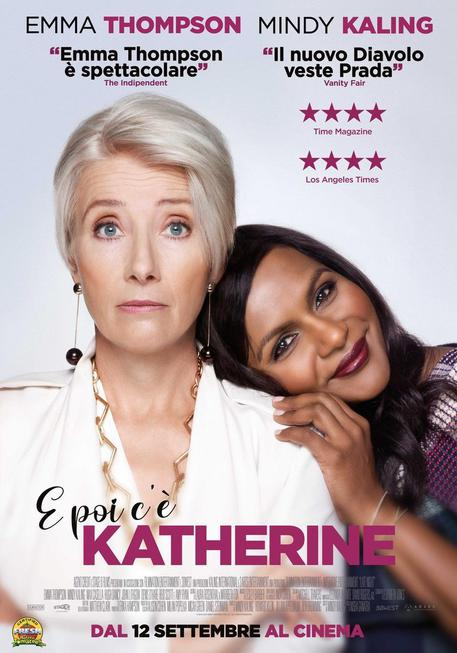 film E poi c'è Katherine