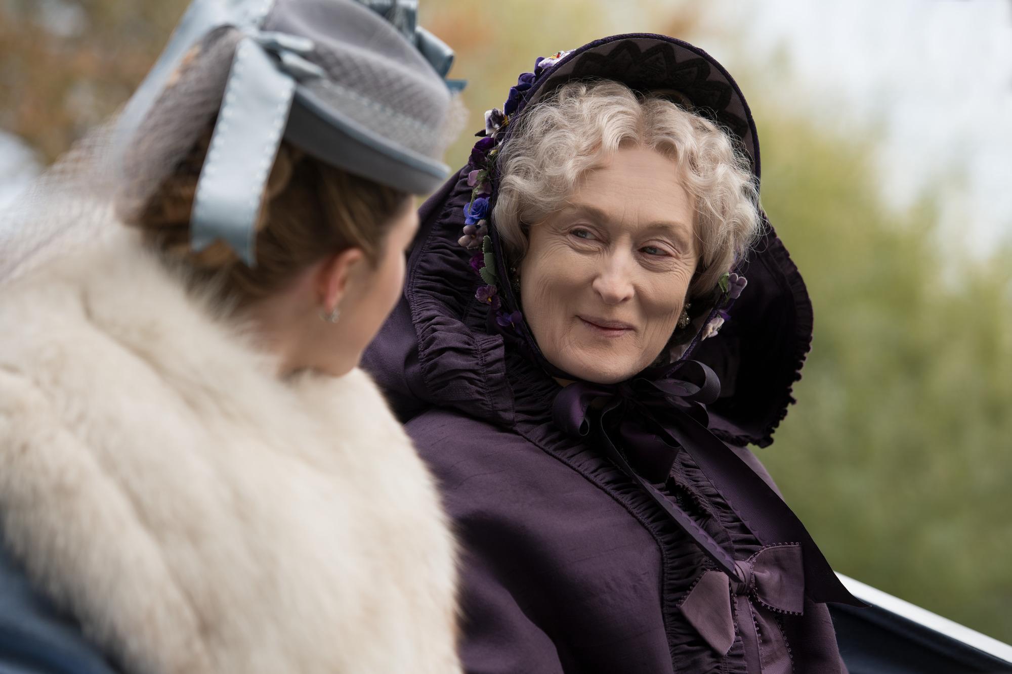 Florence Pugh (Finalized);Meryl Streep (Finalized)
