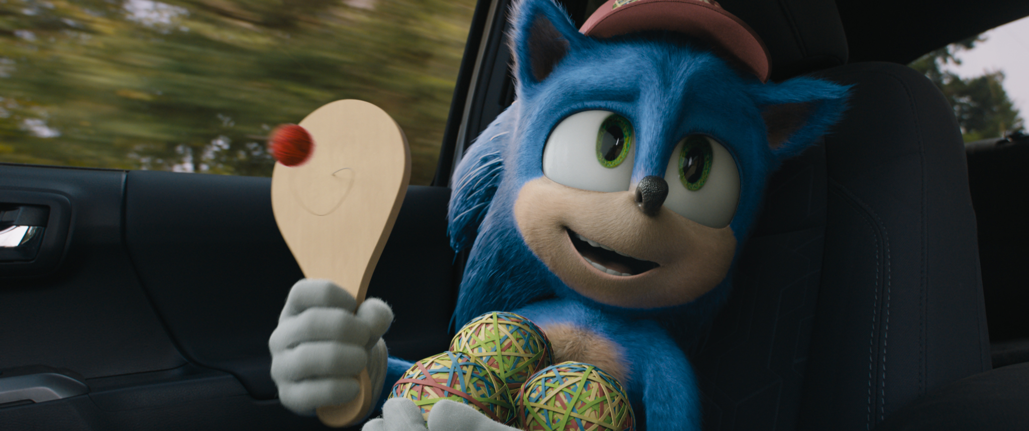 Il film di Sonic prende forma: chi sarà l'interprete